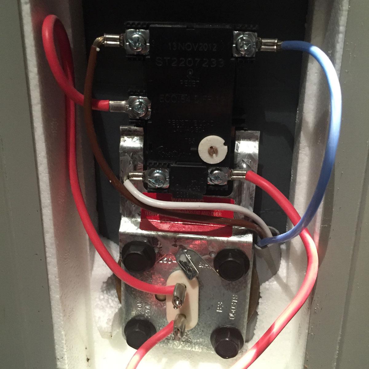 Hot Water Heater Element